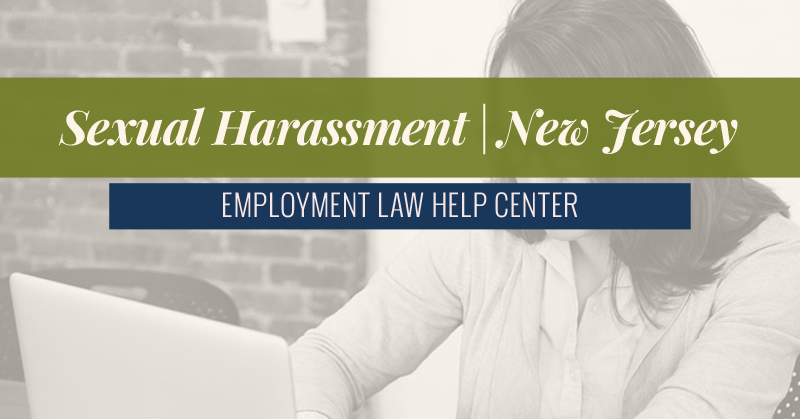 Case law on false sexual harrassment charges